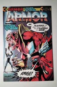 Armor #2 (1986) Continuity  Comic Book J756