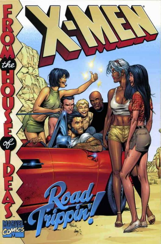 X-Men: Road Trippin' #1 VF/NM; Marvel | save on shipping - details inside