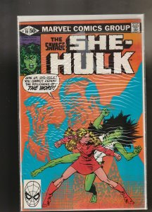 Savage She-Hulk #10