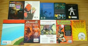 Lot of (10) Indies TPBs - thrud the barbarian - death sentence - (value: $165)