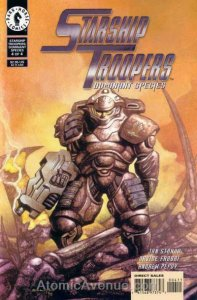 Starship Troopers: Dominant Species #4 VF/NM; Dark Horse | save on shipping - de