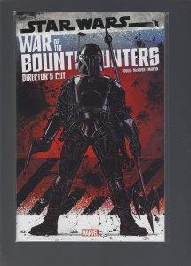 Star Wars: War of the Bounty Hunters Alpha #1 Directors Cut