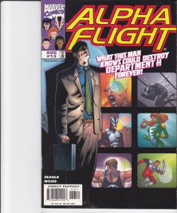 Alpha Flight Vol 2 #13