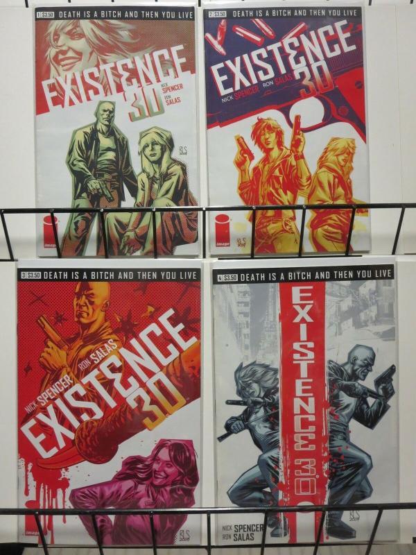 EXISTENCE 3.0 (2009 IM) 1-4  Spencer & Salas