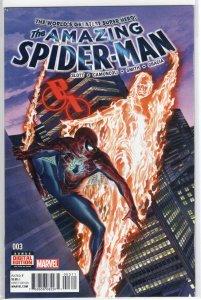 The Amazing Spider-Man #3 (2016) JW321