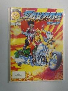 Savage Tales #1 6.0 FN (1985 Marvel)