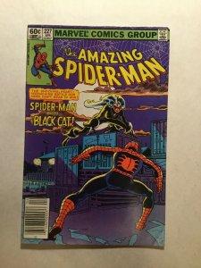 Amazing Spider-Man 227 Very Fine Vf 8.0 Marvel