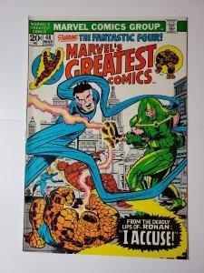 Marvel's Greatest Comics #48 (1973)