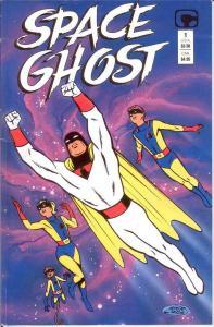 SPACE GHOST (1987 C) 1 (12/87;3.50 CVR) FINE-VF Dec. 19 COMICS BOOK