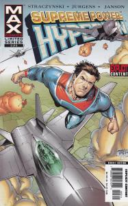 Supreme Powers: Hyperion #3
