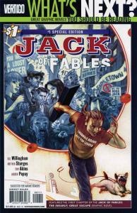 Jack of Fables #1 (2nd) VF/NM; DC/Vertigo   save on shipping - details inside
