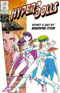 Hyper Dolls (Vol. 5) #1 FN; Ironcat | save on shipping - details inside