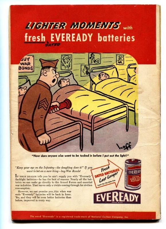 MORE FUN COMICS #103-1945-SUPERBOY-AQUAMAN-GREEN ARROW-DC Golden-Age