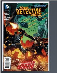 Detective Comics #24 (2013)