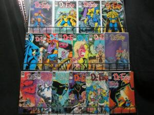 DOCTOR FATE (1988) 1-41,ANN 1 complete series!