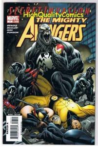 MIGHTY AVENGERS #7, NM, Frank Cho, Bendis, Venom, 2007,  move Avengers in store