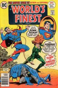World's Finest Comics #242, Fine (Stock photo)