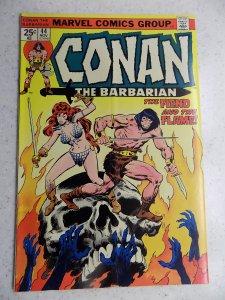 CONAN THE BARBARIAN ( SUBSCRIPTION CREASE) # 44