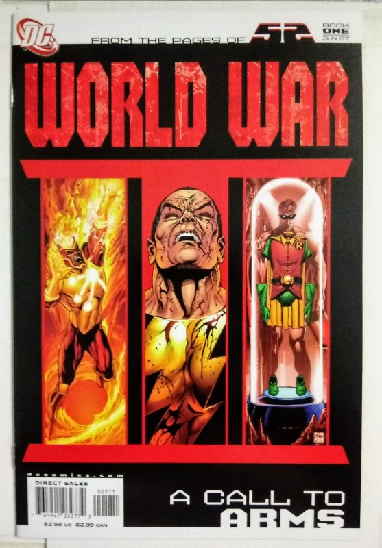 52 Sonderband Special: World War III #1 (2007) 1¢ Auction! No Resv!