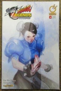 STREET FIGHTER LEGENDS: CHUN LI #3b (Udon,6/2009) VF/NM