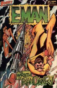 E-Man (2nd Series) #14 VF/NM; First | save on shipping - details inside