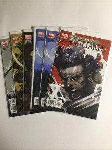 Wolverine Soultaker 1-5 1 2 3 4 5 lot run set Near mint nm Marvel
