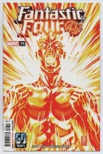 Fantastic Four #36 Main Cvr (Marvel, 2021) NM
