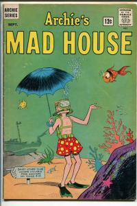 Archie's Madhouse #28 1963-Early Sabrina appearance- parody FN-