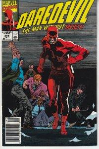 Daredevil(vol. 1)# 285  The New Evil Daredevil !!!!