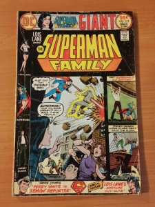 The Superman Family #175 ~ VERY GOOD VG ~ 1976 DC COMICS