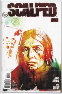 Scalped   # 11 VG (Casino Boogie) Aaron/Guera, Jock cover