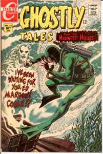 GHOSTLY TALES (1966-1984) 66 F+  May 1968 COMICS BOOK