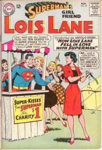 LOIS LANE 53 VG-F    November 1964 COMICS BOOK