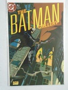 Batman Gallery #1 8.0 VF (1992)