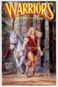 WARRIORS #5, NM+, Greenberg, Adventure, Ellis, 1988, more indies in store