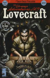 Strange Adventures of H.P. Lovecraft, The #1 FN; Jeff Blitz | save on shipping -