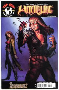 WITCHBLADE #103, NM, Joseph Linsner, Femme Fatale, 2007, more JML in store
