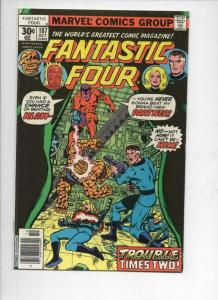 FANTASTIC FOUR #187, VF+, Klaw, Perez, 1961 1977, Marvel, more FF in store