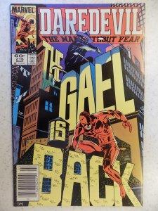 Daredevil #216 (1985)