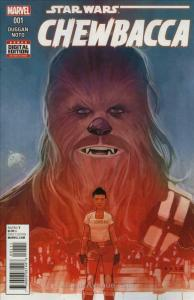 Chewbacca #1 VF/NM; Marvel | save on shipping - details inside