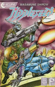Appleseed Book 3 #2 VF/NM; Eclipse | save on shipping - details inside