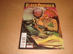 BLACK PANTHER # 1 (2016 series) GREENE CONNECTING VARIANT