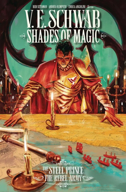 SHADES OF MAGIC REBEL ARMY (2019 TITAN COMICS) #4 PRESALE-01/15