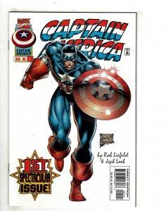Heroes Reborn: Captain America #1 (2006) OF11