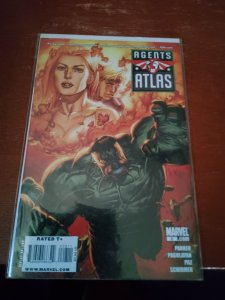 Agents of Atlas #8 (2009)