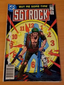 Sgt. Rock #352 ~ VERY FINE VF ~ (1981, DC Comics)