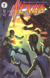 Nexus: The Wages of Sin #1, NM + (Stock photo)