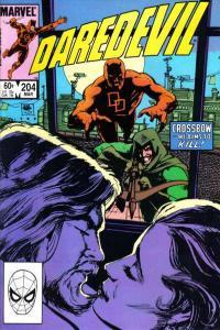 Daredevil (1964 series) #204, VF (Stock photo)