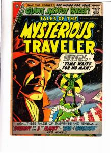 Tales of the Mysterious Traveler #13 (Jun-59) VG Affordable-Grade