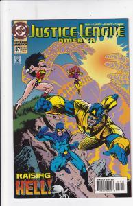Justice League #87
